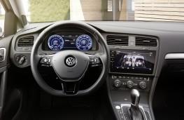 Volkswagen e-Golf 2017 fascia