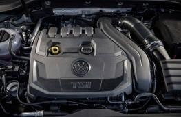 Volkswagen Golf 1.5TSI 150PS EVO engine