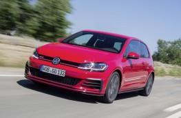 Volkswagen Golf GTI Performance action