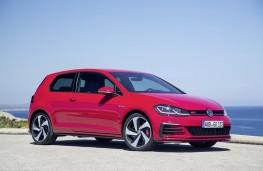 Volkswagen Golf GTI Performance static