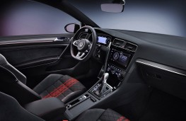 Volkswagen Golf GTI TCR cockpit