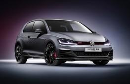 Volkswagen Golf GTI TCR front
