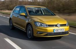 Volkswagen Golf SE Nav