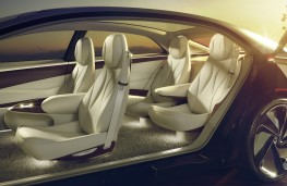 Volkswagen ID Vizzion interior