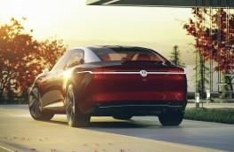 Volkswagen ID Vizzion rear
