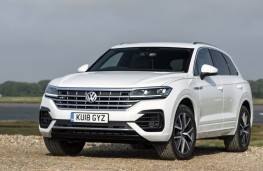 Volkswagen Touareg 2018 static