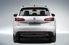 Volkswagen Touareg R-Line 2018 rear
