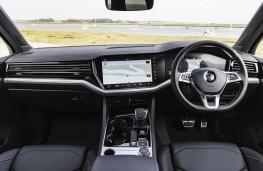 Volkswagen Toureg 2018 fascia