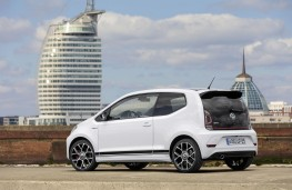 Volkswagen up! GTI prototype rear