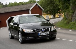 Volvo S80 2012, front