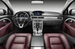 Volvo S80 2012, interior