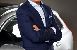 Hakan Samuelsson, Volvo chief executive, 2017