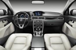 Volvo V70 2012, interior