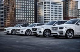 Volvo electric vehicles, 2017