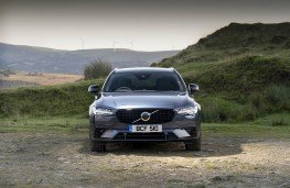 Volvo V90, full front static