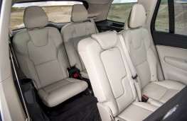Volvo XC90, third row seats