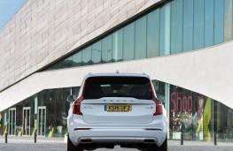 Volvo XC90, boot