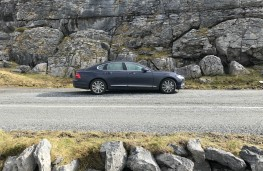 Volvo S90, side