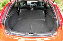 Volvo V40, boot 3
