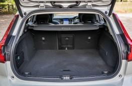 Volvo V60, boot 1