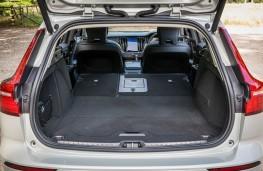 Volvo V60, boot 2