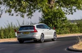 Volvo V60, rear action 2