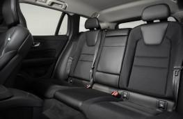 Volvo V60, rear seats