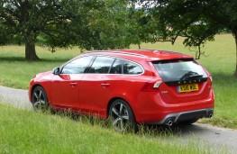 Volvo V60, rear static (2)
