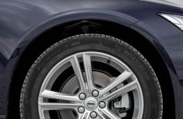 Volvo V90, wheel detail