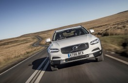 Volvo V90 Cross Country, full front