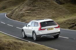 Volvo V90 Cross Country, rear action