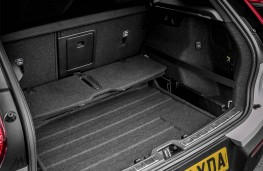 Volvo XC40, boot 1