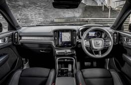 Volvo XC40, dashboard