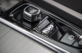 Volvo XC60, cabin detail