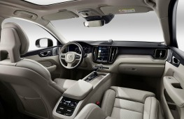 Volvo XC60, dashboard