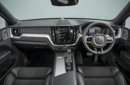 Volvo XC60, dashboard