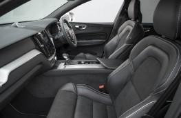Volvo XC60, front seats