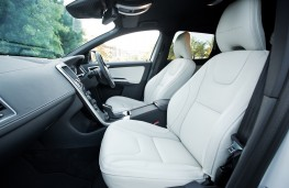 Volvo XC60, interior