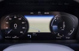 Volvo XC90 T8 Twin Engine, dash detail