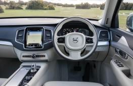 Volvo XC90 T8 Twin Engine, dashboard