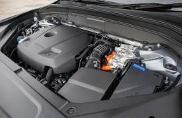 Volvo XC90 T8 Twin Engine, engine