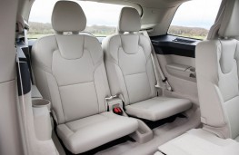 Volvo XC90 T8 Twin Engine, third row seats