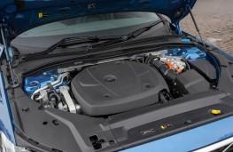Volvo S90 Recharge T8, 2021, engine