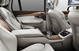 Volvo XC90 Excellence, interior