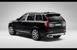 Volvo XC90 Excellence, rear