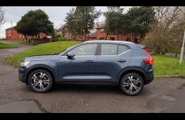 Volvo XC40 Recharge T5 Inscription, side