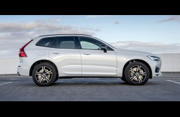 Volvo XC60 B4 R-Design AWD, profile