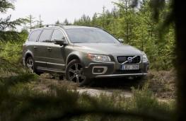 Volvo XC70 2012, front