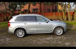 Volvo XC90 2.0 T6 Inscription, side