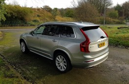 Volvo XC90 2.0 T6 Inscription, rear